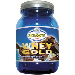 Ultimate Italia Whey Gold 100% 750 grammi