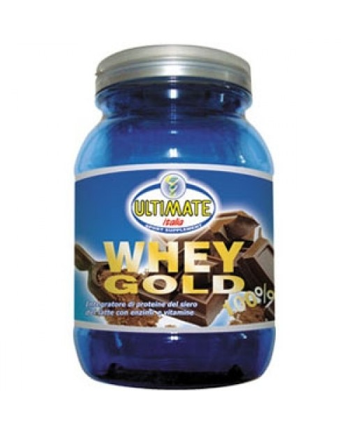 Ultimate Italia Whey Gold 100% 750 grammi