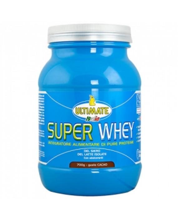 Ultimate Italia Super Whey 700 grammi