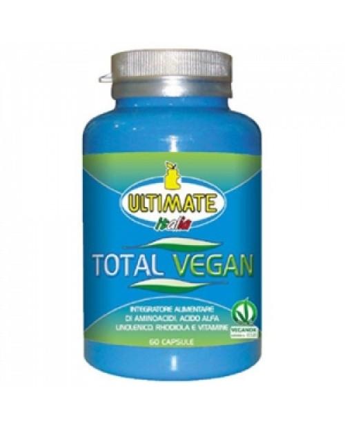 Ultimate Italia Total Vegan 60 capsule