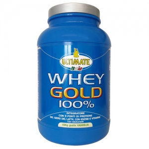 Ultimate Italia Whey Gold 100% 1,5 Kg