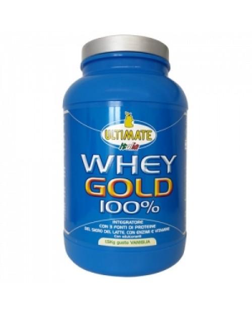 Ultimate Italia Whey Gold 100% 1,5 Kg