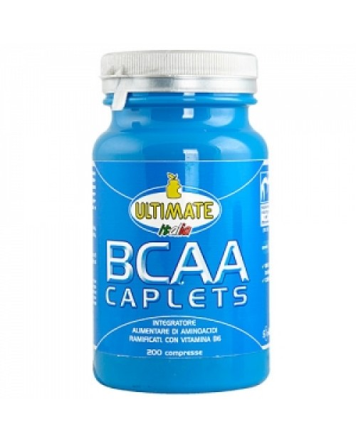 Ultimate Italia BCAA 200 cpr