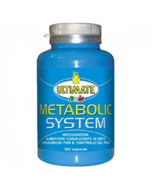 Ultimate Italia Metabolic System 90 capsule
