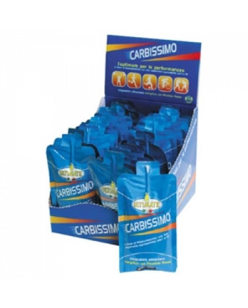 Ultimate Italia Carbissimo Gel 24x72 grammi