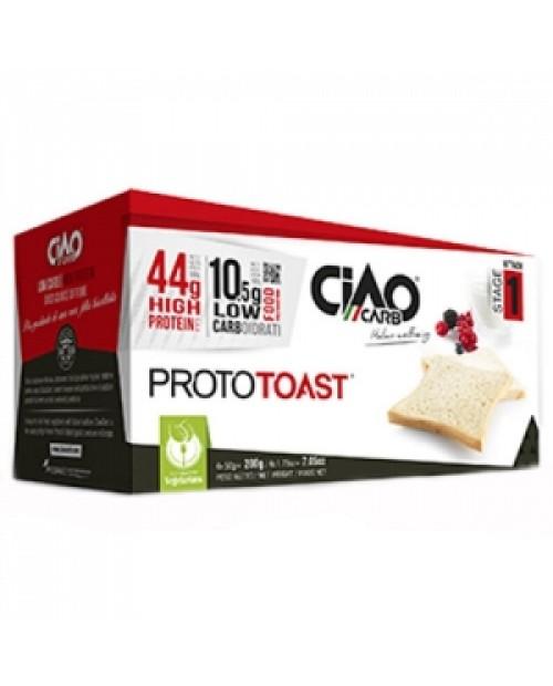 Ciao Carb Proto Toast Gusto Neutro  Stage 1 4x50 grammi