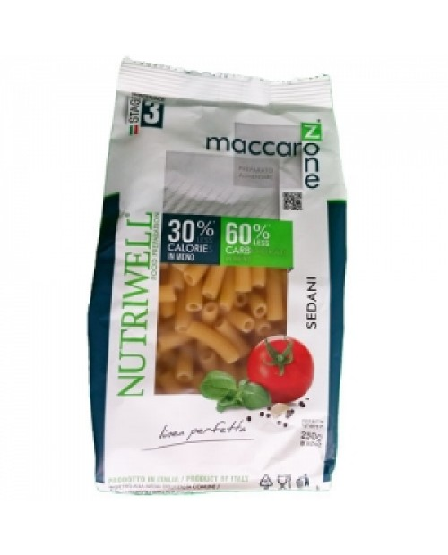 Ciao Carb Maccarozone Sedani 250 grammi