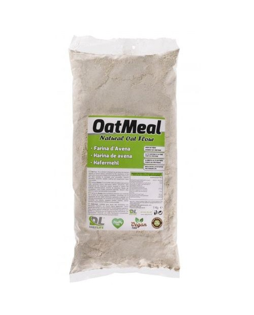 Daily Life Oatmeal Natural Oat Flour 1 kg