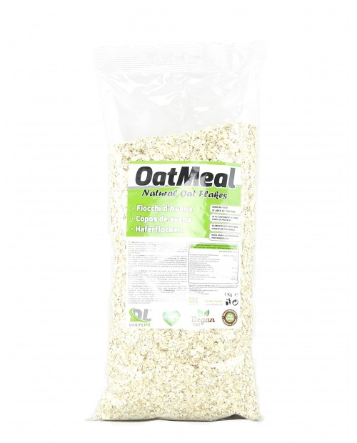Daily Life OatMeal - Natural Oat Flakes 1 Kg
