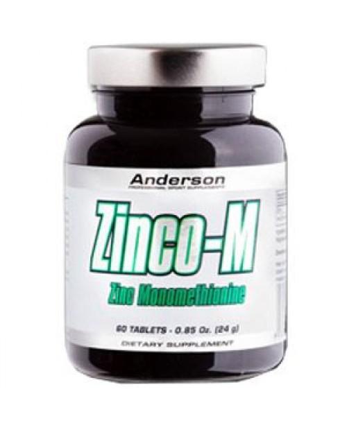 Anderson Research Zinco-M 60 Compresse