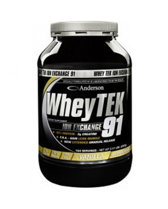 Anderson Research Whey Tek 91 800 grammi