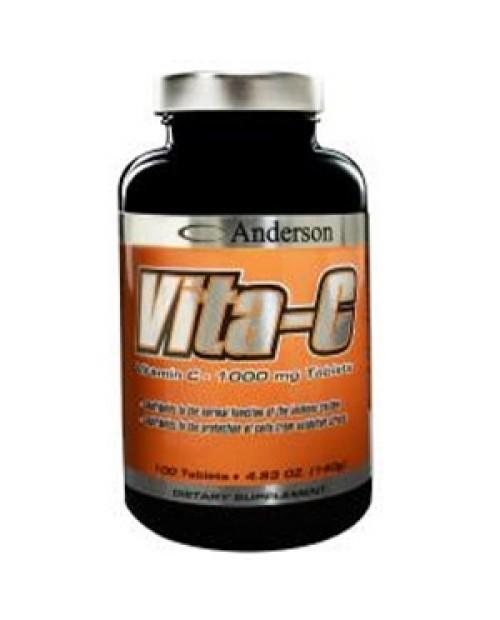 Anderson Research Vita-C 100 Tavolette