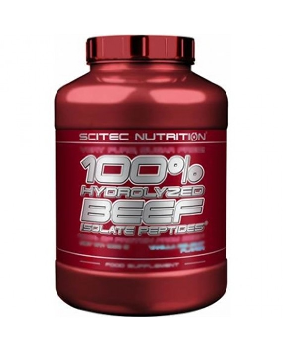 Scitec Nutrition 100% Hydrolyzed Beef Isolate Peptides 1800 grammi