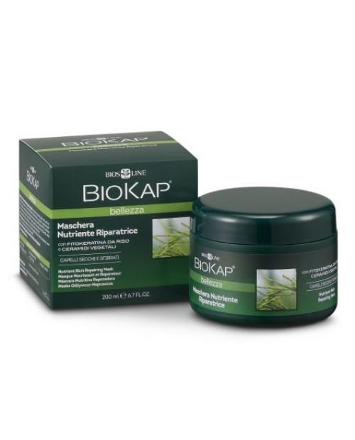 Biosline BioKap® Maschera Nutriente Riparatrice 200 ml