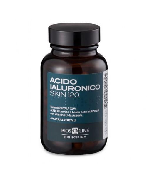 Biosline Principium Acido Ialuronico Skin 120 60 Capsule Vegetali