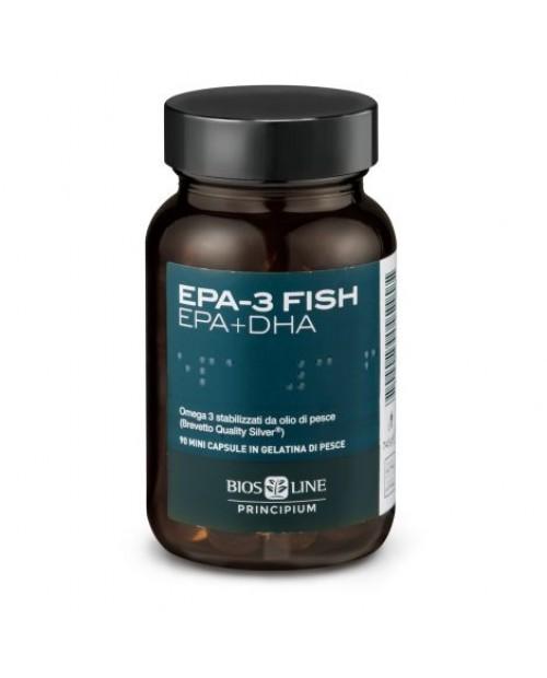 Biosline Principium EPA-3 Fish 90 Mini Capsule