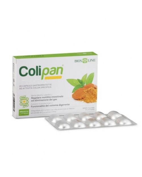 Biosline Colipan 20 Capsule