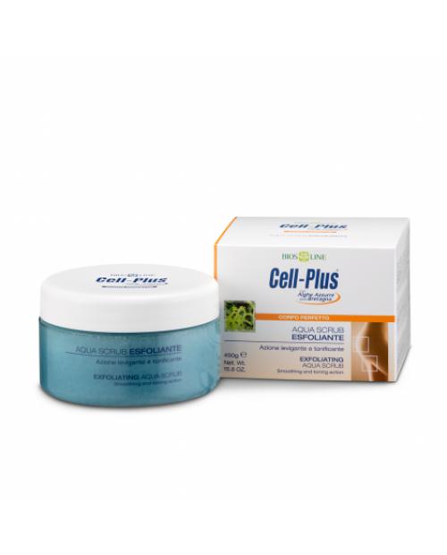 Biosline Cell-Plus® Aqua Scrub Esfoliante 450 Grammi