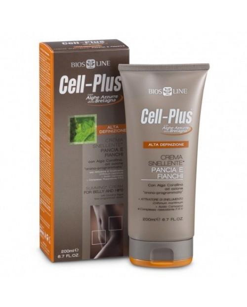 Biosline Cell-Plus® Crema Snellente* Pancia e Fianchi 200 ml