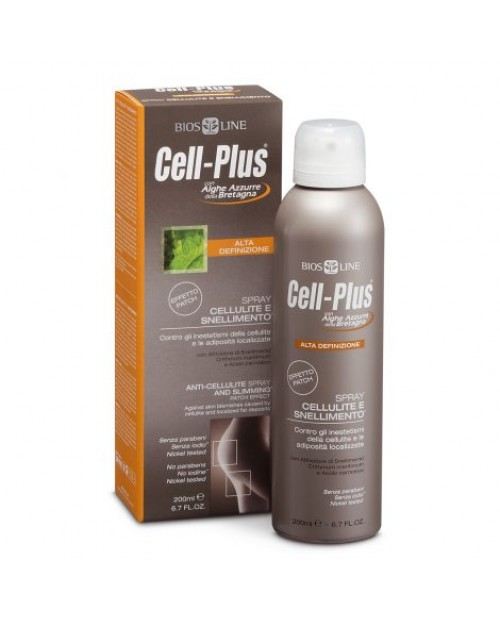 Biosline Cell-Plus® Spray Cellulite* e Snellimento** 200 ml
