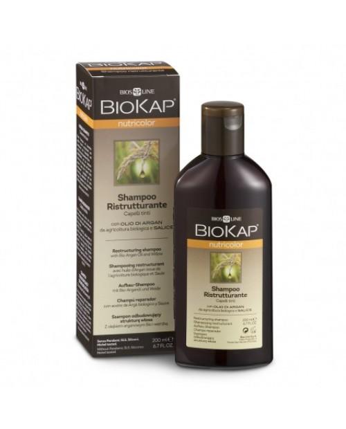 Biosline BioKap Nutricolor Shampoo Ristrutturante 200 ml