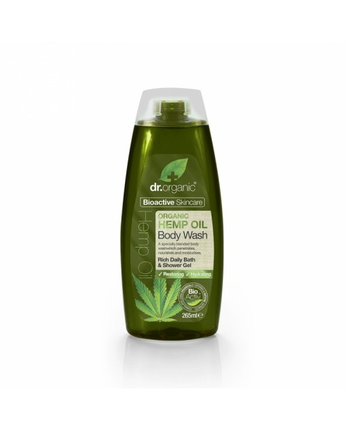 Dr. Organic Hemp Oil Body Wash 250 ml