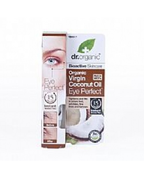 Dr. Organic Virgin Coconut Oil Eye Perfect 15 ml