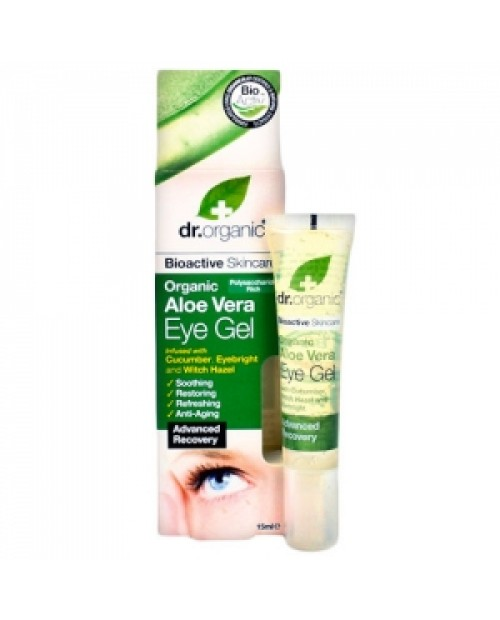 Dr.Organic Aloe Vera Eye Cream 15 ml