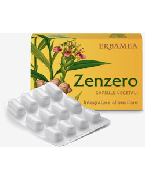 Erbamea Zenzero 24 capsule