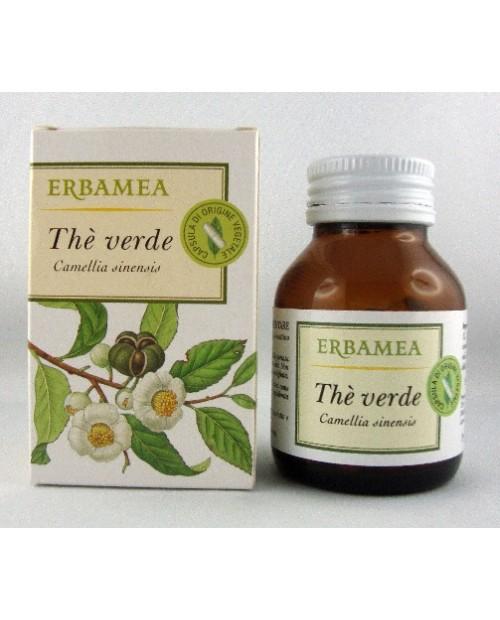 Erbamea Thè verde 50 capsule