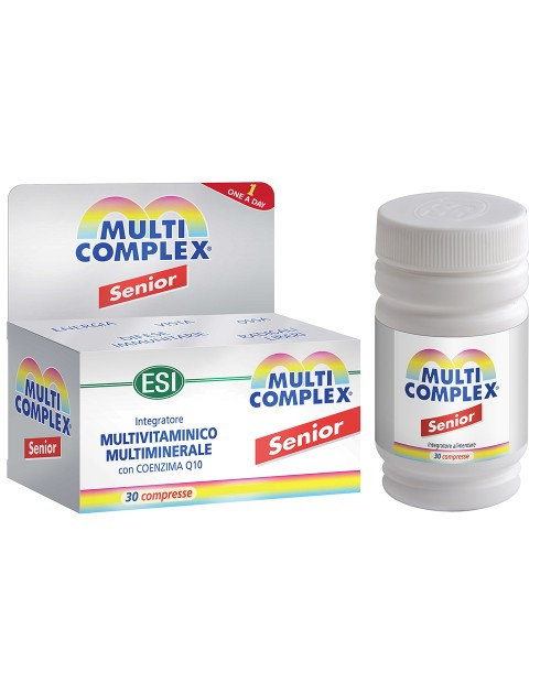 Esi Multicomplex Senior 30 Compresse
