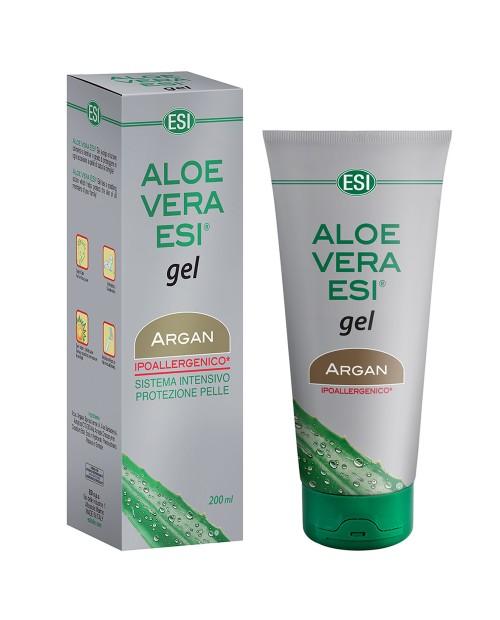 Esi Aloe Vera Gel con Argan 200 ml