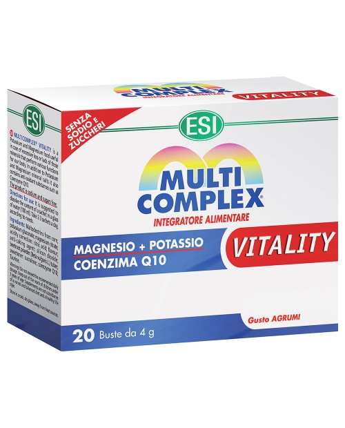 Esi Multi Complex Vitality 20 bustine
