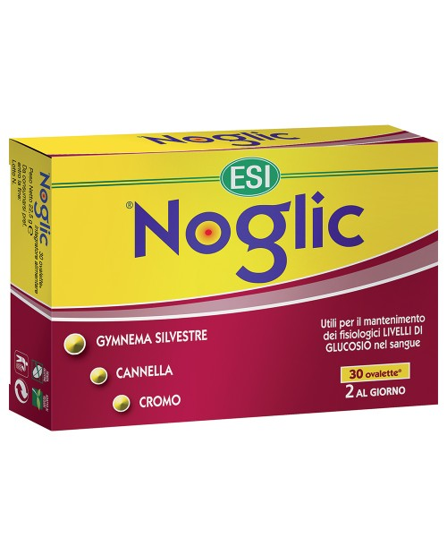 Esi Noglic 30 ovalette