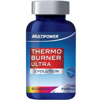 Multipower Thermo Burner Ultra Evolution 90 compresse