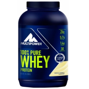 Multipower 100% Pure Whey  Protein 900 grammi