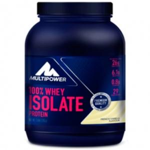 Multipower 100% Whey Isolate Protein 725 grammi