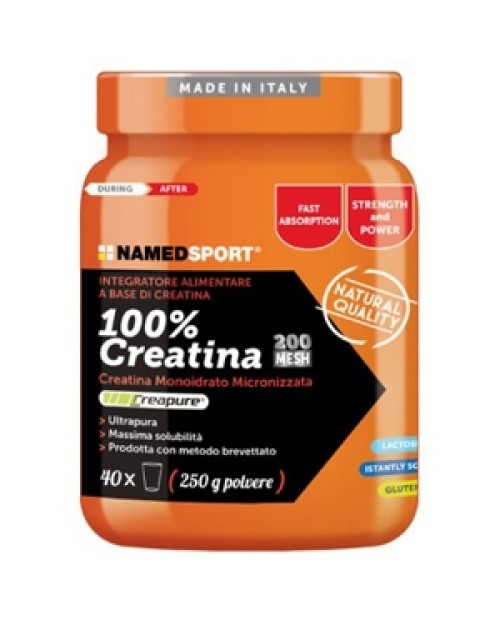 Named Sport  100% Creatina 250 grammi