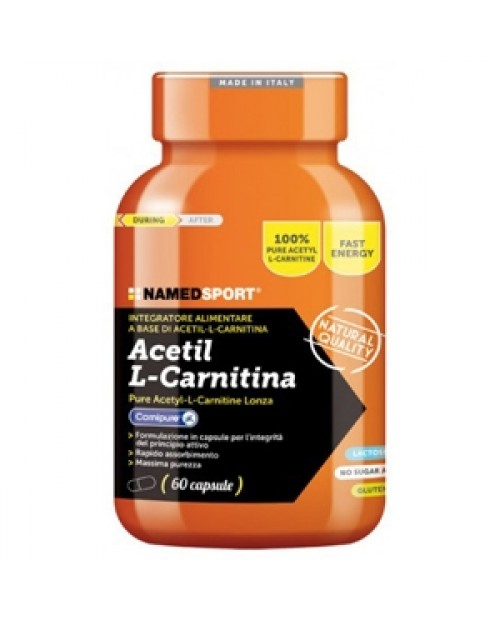 Named Sport  Acetil L-Carnitina 60 capsule