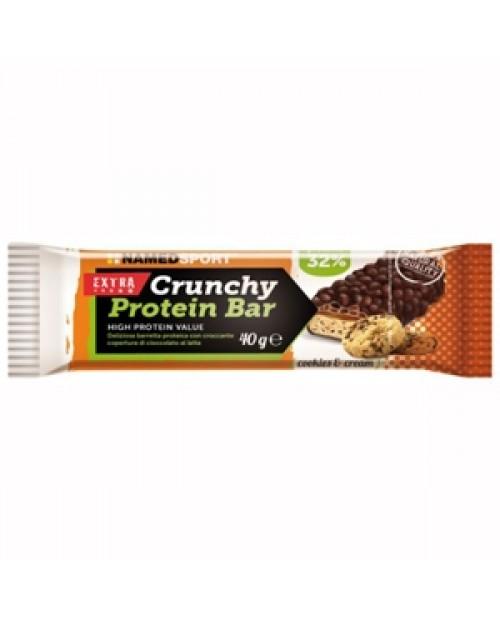Named Sport  Crunchy Protein Bar 1 barretta da 40 grammi