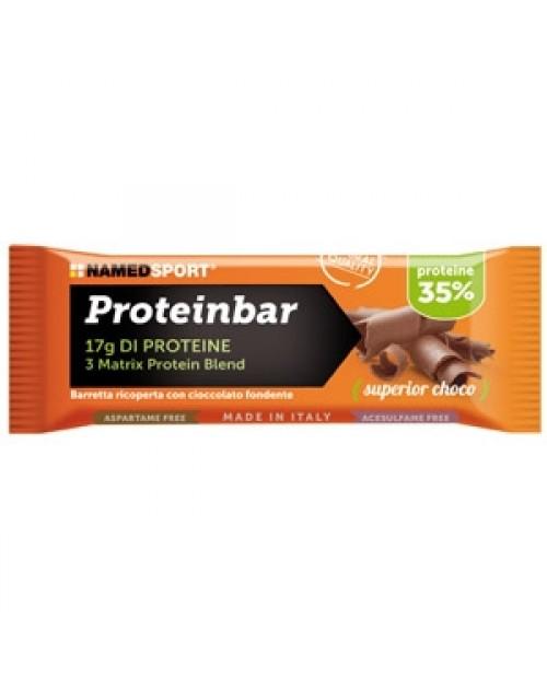 Named Sport  Proteinbar 1 barretta da 50 grammi