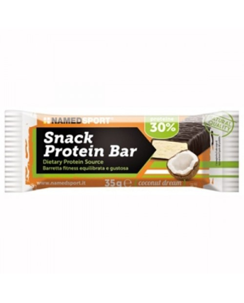 Named Sport  Snack Protein Bar 1 barretta da 35 grammi