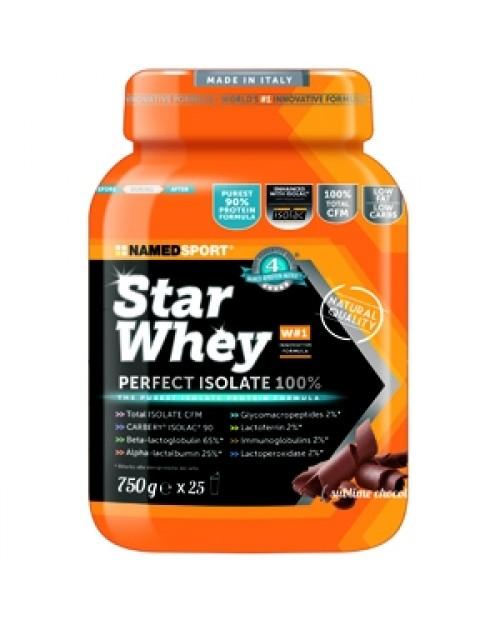 Named Sport  Star Whey 750 grammi