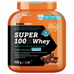 Named Sport  Super 100% Whey 908 grammi
