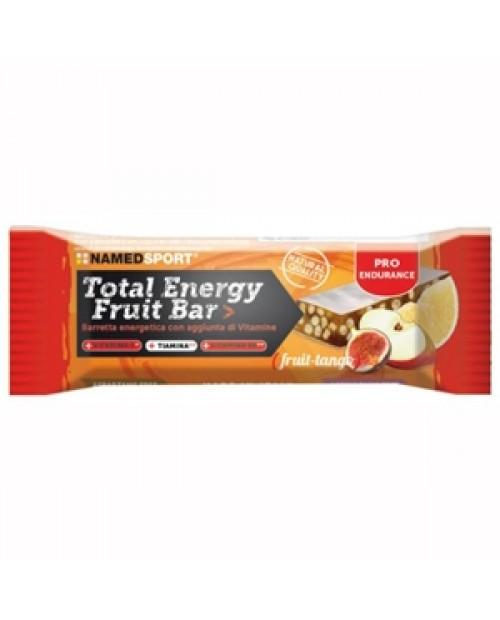 Named Sport  Total Energy Fruit Bar 1 barretta da 35 grammi