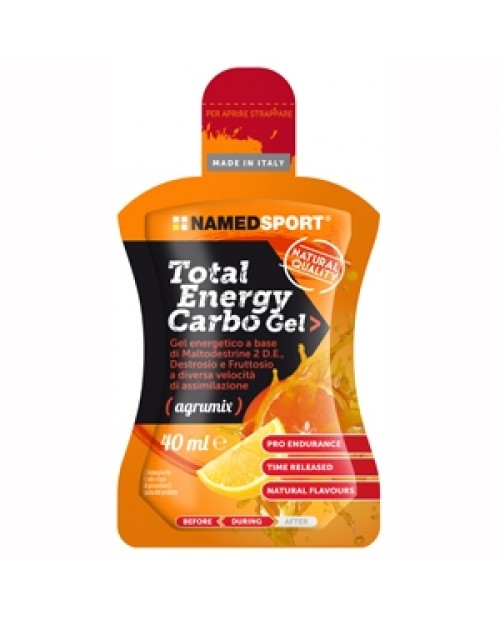 Named Sport  Total Energy Carbo Gel 1 gel da 40ml