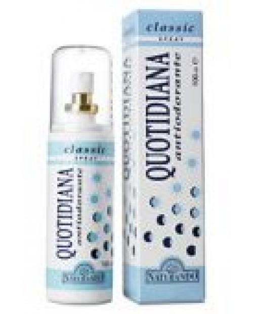 Naturando Quotidiana Antiodorante Classic Spray 100 ml