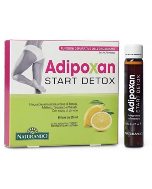 Naturando Adipoxan Start Detox 6 Fiale