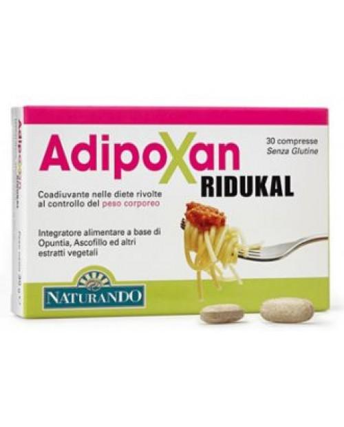 Naturando AdipoXan MenoKalorie 30 compresse