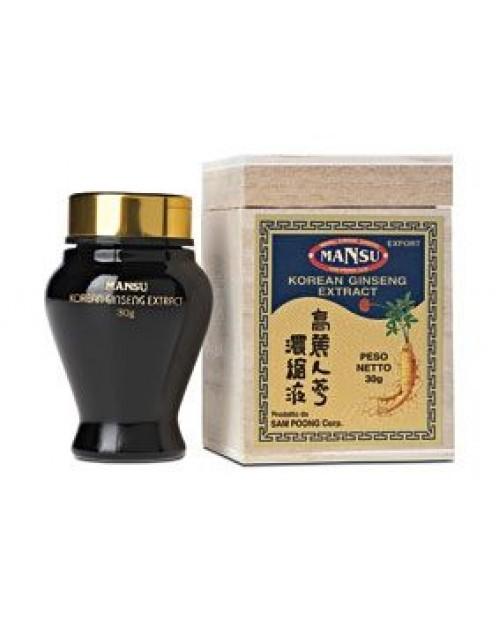 Naturando  Mansu Ginseng Coreano Estratto 30 grammi